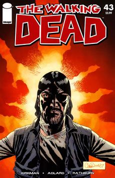 The Walking Dead : Comic Artwork the Governor