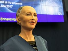 """The """"uncanny valley"""" is the well-known propensity for us to get super creeped out by robots that look nearly, but not completely, human. The hypothesis, for years, is that uncanny image…"""