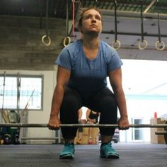 """Fit Friend"" Helen M (my BFF): She may be small, but this CrossFit girl is a powerhouse!"