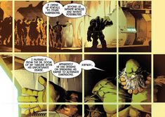 Beyond lie infinite worlds.  #HulkGang #OldManLogan #OML #JamesHowlett #Earth807128 #Wolverine #WolverineComics #XMen #WeaponX #DepartmentH #Logan #Superheroes #FatalAttractions #HorsemanofApocalypse #WeaponPlus #EnemyoftheState #SecretWars #Maestro #Hulk #BruceBanner #MarvelComics #Marvel #ComicBooks #Comics #MarvelUniverse #EdBrisson #MikeDeodatoJr #MikeDeodato #ComicsDune