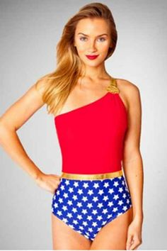 22 Gloriously Geeky Swimsuits To Wear This Summer