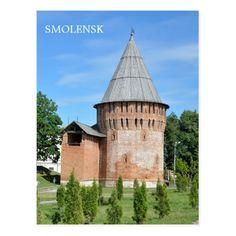 Smolensk, Russia Postcard