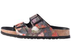 Birkenstock Arizona Lux Women's Sandals Floral Bouquet Textile