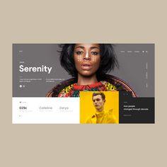 Simple layout design Inspiration for PowerPoint template Design Page, Site Design, News Design, App Design, Design Trends, Branding Design, Collateral Design, Website Layout, Web Layout