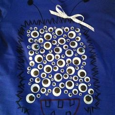 100th day shirt :) So cute for the twins... someday!