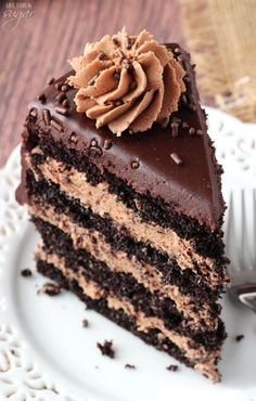 Nutella Chocolate Cake Recipe plus 24 more of the most pinned cake recipes