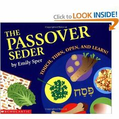 the passover seder-children's book