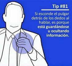 Tips para el lenguaje corporal (Parte 2) - Taringa!