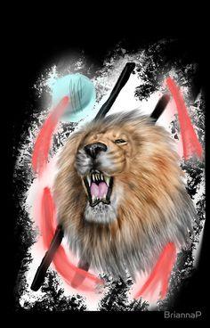 Roaring Lion.