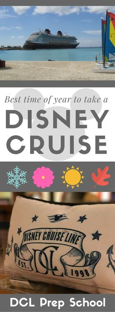 Best Time of Year to Take a Disney Cruise | DCL Prep School