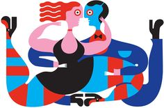Melinda Beck Illustration: The New York Times . What Makes a Woman a Good Dancer? Watch the Hips