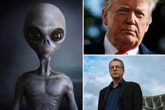 Former MoD insider Nick Pope says there's no way the president is being kept in the dark about potential UFO threats PRESIDENT Donald Trump must know America's UFO secrets - and it may have contributed