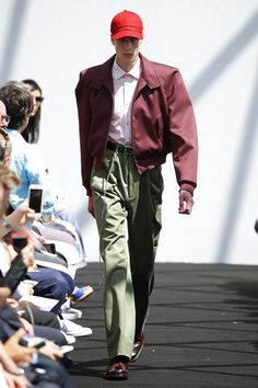 Balenciaga   Menswear - Spring 2017   Look 16