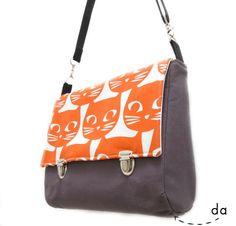 Retrotasche, Taschenspieler 3, farbenmix