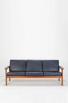 Sven Ellekaer Sofa Borneo Komfort 60's