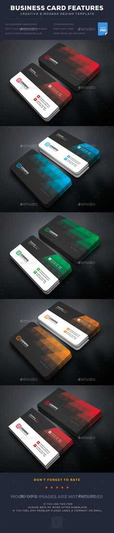 341 best creative business cards images on pinterest business buy business card by uxcred on graphicriver features easy customizable and editable business card in with bleed cmyk color design in 300 dpi resolut colourmoves