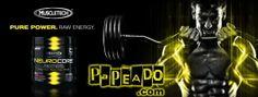 NEUROCORE - Pre-entreno estimulante super concentrado: http://papeado.com/tienda/pre-entreno/154-neurocore-muscletech.html