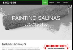 New Painting Contractors added to CMac.ws. Painting Salinas in Salinas, CA - http://painting-contractors.cmac.ws/painting-salinas/31212/