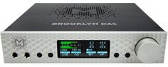 Mytek Digital has announced the release of the MQA™ firmware update which enables the new Brooklyn DAC/ Headphone/Phono Preamplifier to decode all MQA files ...read more on www.hifipig.com #DigThePig #Highend #hifi #audio #hifinews #hifireviews #digthepig #MQA