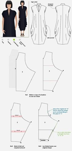 Amazing Sewing Patterns Clone Your Clothes Ideas. Enchanting Sewing Patterns Clone Your Clothes Ideas. Sewing Dress, Dress Sewing Patterns, Diy Dress, Sewing Patterns Free, Sewing Clothes, Boho Dress, Sewing Tutorials, Clothing Patterns, Pattern Sewing