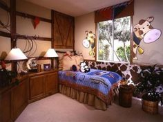 http://trainingjo.com/wp-content/uploads/2014/10/elegant-bedroom-country-style-for-teen-girl-with-cow-skin-wallpaper-and-barn-theme-most-complete-collection-of-fantastic-teenage-bedroom-ideas-including-wooden-vanity-as-well-glass-window-over-the-bed.jpg
