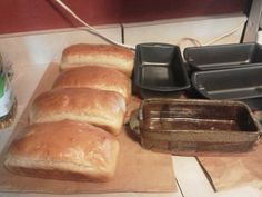 Grandma's bread for the fourth!