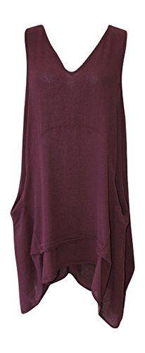 Oh My Gauze Women's Alan Vest One Size (One Size, Fig) Oh... https://smile.amazon.com/dp/B00YNSLREI/ref=cm_sw_r_pi_dp_x_AI-SzbH0ERNS7