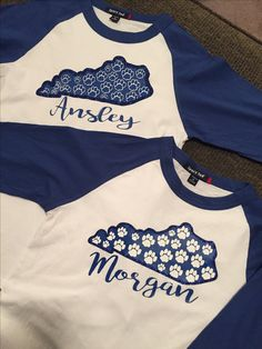 Kentucky paws shirt by Suzy