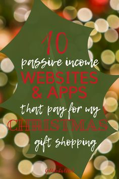 Online Income, Earn Money Online, Online Jobs, Best Gingerbread House Kit, Apps That Pay, Way To Make Money, How To Make, Money Saving Mom, Work From Home Tips