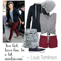 Louis Tomlinson Inspired my-style