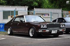 Nissan 230 Laurel