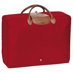 Longchamp - Le Pliage suitcase
