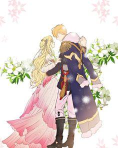 Anime Couples Drawings, Anime Couples Manga, Cute Anime Couples, Anime Guys, Anime Angel, Anime Fairy, Anime Princess, My Princess, Manga English