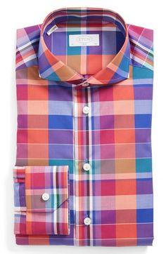 Eton Slim Fit Dress Shirt available at