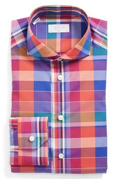 Eton Slim Fit Dress Shirt available at