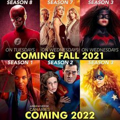 The Cw Shows, Dc Tv Shows, Supergirl Superman, Supergirl And Flash, Dc Comics Series, Crossover Episodes, Black Lightning, Flash Arrow, Batwoman