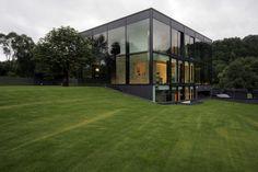 A Family House in Pavilniai Regional Park by Architectural Bureau G.Natkevicius & Partners