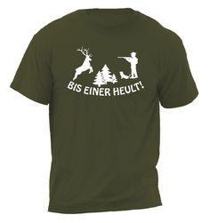 T-shirt  Bis einer heult von MY.BEST.SHIRT. auf DaWanda.com