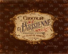 {The Dandelion Chronicles}: Chocolat