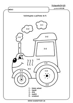 Traktor. Omaľovánka. Snoopy, Coding, Fictional Characters, Color, Baby Painting, Tractor, Colour, Fantasy Characters, Programming