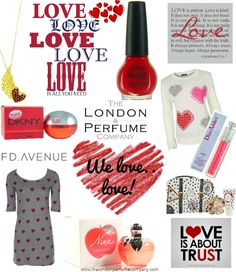 Are you feeling the #love? We sure are! ♥    *All items available at The London Perfume Company and FD Avenue*    http://www.thelondonperfumecompany.com/search-results-for-opi/opi-nicole-kourt-is-redy-pedi-16591.html