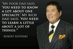 Read Rich Dad Poor Dad