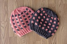 Ravelry: Coffee Beans and Sugar Cubes pattern by Universal Yarn