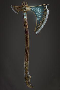 Fantasy Magic, Fantasy Armor, Fantasy Weapons, Ninja Weapons, Anime Weapons, Weapons Guns, Armor Concept, Weapon Concept Art, Swords And Daggers