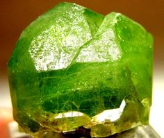 Peridot has be used as a Power Stone for centuries.  Peridot fosters emotional balance, and helps us heal from past emotional wounds.  It clears the path way to the heart and heals damaged egos.