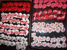 """Italian """"love"""" Knots for Valentines day from Tiffanys Homemade"""