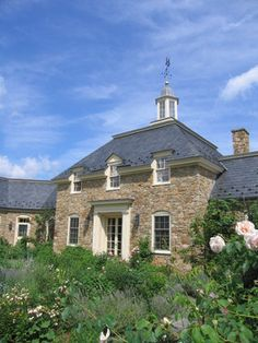 Central Virginia Estate traditional-exterior