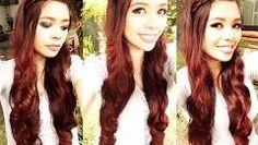 No Heat Magazine Curls- Heatless Inspired Ariana Grande Curls plus An Easy Hair Tutorial - YouTube