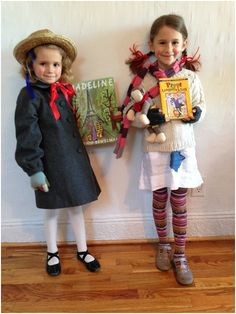 donganhillslibrary:  Share your storybook inspired costumes with NYPL! We are SURE  to the Library's policy on Patron-Generated Content outlined in its privacy policy. http://on.nypl.org/151UO2Y  Look at these cuties!