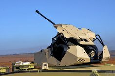 Denel Mechatronics | Denel Vehicle Systems.   The Tactical Remote Turret (TRT 2).